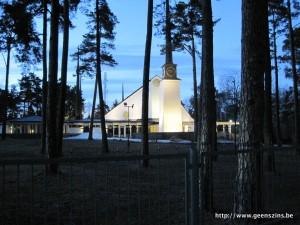 Stockholm Zweden Tempel