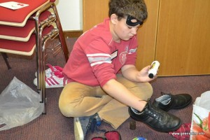 Laurens poets schoenen