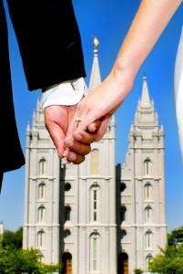 Huwelijk tussen man en vrouw