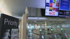 Beacons op de luchthaven van Zaventem