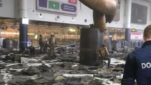Terreur op Brussels Airport