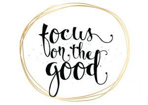 Focus op het goede