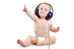 Muziek maakt gelukkig