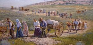 Mormonen zijn vluchtelingen