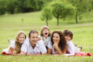 Grote gezinnen
