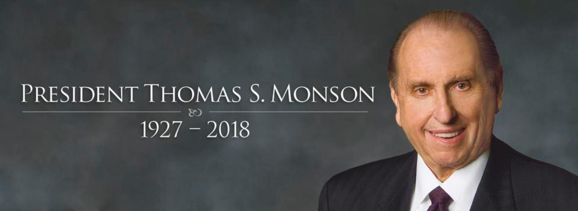 President Monson overleden