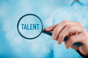 Zoek je talent