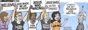 Dogmatisch Atheïsme