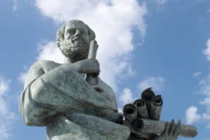 Aristoteles, grondlegger van het Griekse denken